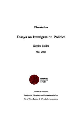 essays on immigration policies heidok preview