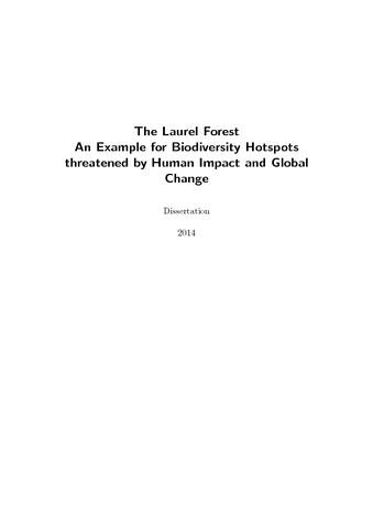 biodiversity hotspots examples
